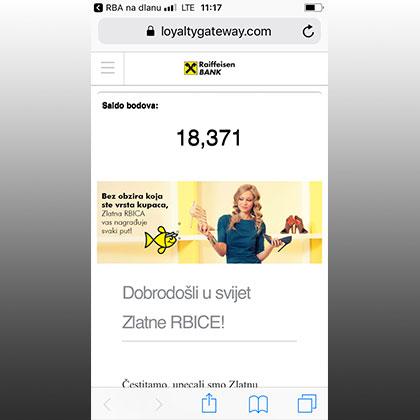 Zamjena Bodova Raiffeisenbank Hrvatska